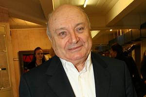 Алла Пугачева и Максим Галкин приехали на похороны Михаила Жванецкого