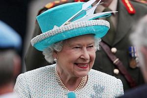Елизавета II станет прабабушкой в десятый раз