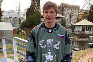 Андрея Аршавина засняли в компании новой возлюбленной