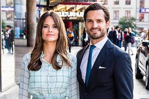 Принц Швеции Карл Филипп и принцесса София ждут третьего ребенка после заражения коронавирусом