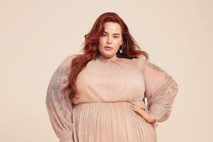 Красота без границ: Тесс Холлидей и 155 килограммов уверенности в себе