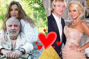 7 звезд, которые обвенчались со своими супругами спустя годы после свадьбы