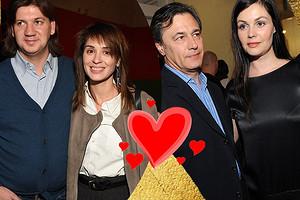 Мужья Андреевой, Шараповой и других: как выглядят избранники известных телеведущих