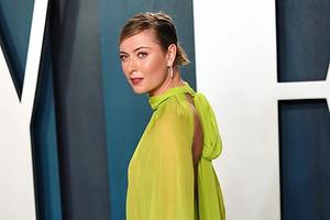 «Я сказала да»: Мария Шарапова объявила о помолвке