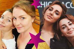 5 пар российских актрис, которые приходятся друг другу сестрами (а многие об этом не знали)