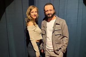 Лиза Арзамасова и Илья Авербух поженились (видео)