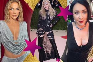 Джей Ло, Мадонна и другие знаменитые красотки 50+, которые продолжают носить откровенные наряды