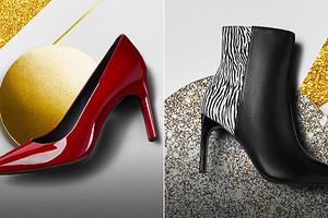 Красный, зебра и шпильки: какую обувь выбрать для новогодних праздников