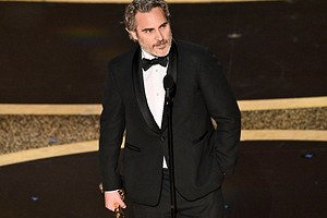 Хоакин Феникс взял «Оскар» вноминации «Лучший актер»