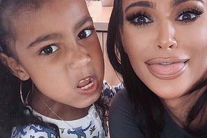 Кендалл Дженнер назвала старшую дочь Ким Кардашьян fashion-иконой