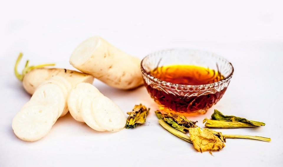 5 рецептов редьки с медом от кашля (они работают)