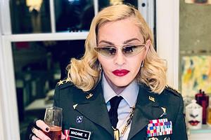 Мадонна призналась в любви возлюбленному (он младше на 36 лет)
