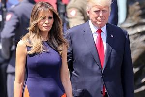 7 противоречивых образов Мелании Трамп, которые лишают ее статуса иконы стиля