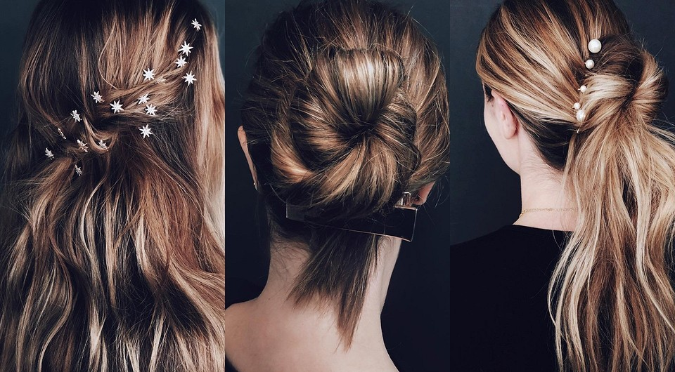 60 вариантов вечерних причесок на длинные волосы (и фото для вдохновения)