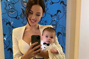 Анастасия Решетова рассказала, почему назвала сына Ратмир (и какое имя было альтернативой)