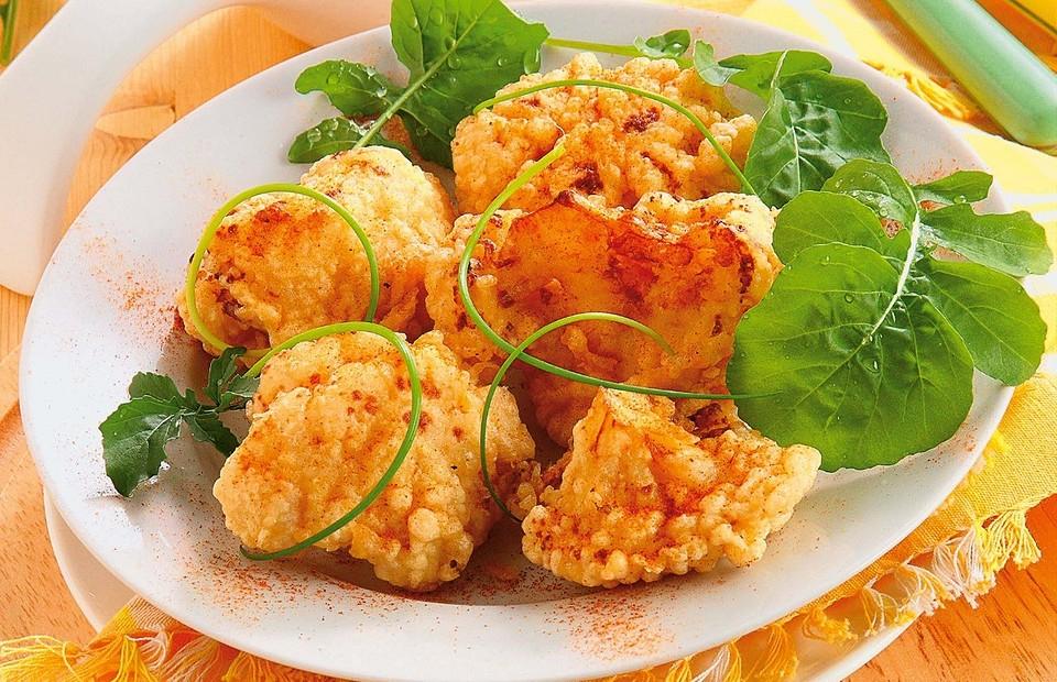 Быстрый ужин: 5 рецептов приготовления цветной капусты на сковороде