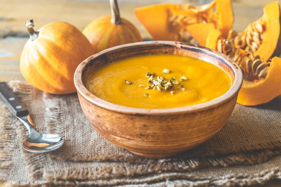 4 классных рецепта тыквенного супа в мультиварке (понравится всем)