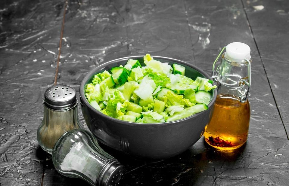 Салат «Метелка» для похудения: 5 рецептов, которые помогут быстро скинуть вес