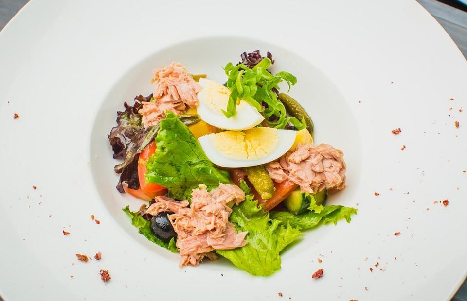 Диетические салаты: 6 новых рецептов для похудения