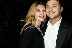 «Мое счастье— этоты»: Владимир Зеленский трогательно поздравил жену сднем рождения