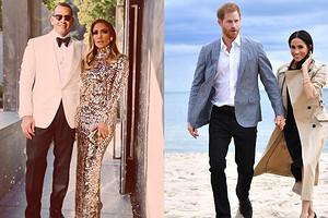 Дженнифер Лопес с женихом пригласили в гости Меган Маркл и принца Гарри