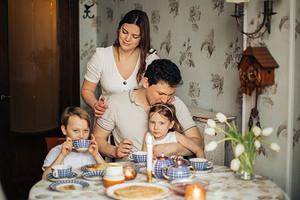 Что делать и как не поддаться панике, если в семье начались проблемы
