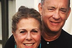 «Живем одним днем»: заболевший коронавирусом Том Хэнкс обратился кпоклонникам