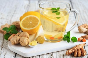 Чай с имбирем для похудения: 10 простых и вкусных рецептов