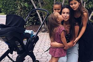 «Леюшкина поддержка»: Оксана Самойлова показала, как пятилетняя дочь танцует ипризнается ейвлюбви (видео)