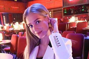 «Девушка из секс-видеочата»: Кристина Асмус показала четыре образа со съемок нового фильма