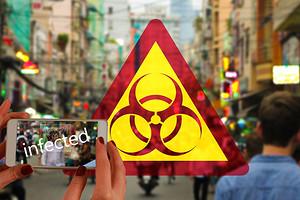В России готовятся к «взрывному» развитию ситуации с коронавирусом