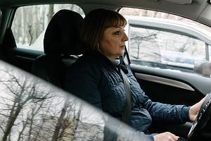 Что в косметичке у женщины-таксиста