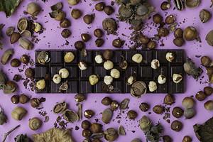 Орехи, шоколад и еще 8 продуктов, содержащих магний в большом количестве