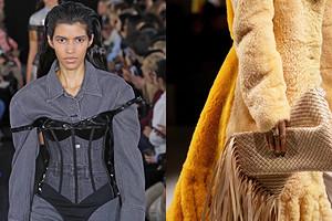 Самые странные тренды с прошедших недель моды, которые мало кто осмелится носить
