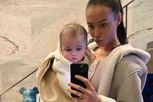 «Татарчонок»: Анастасия Решетова показала фото сына Ратмира, где ему всего пятьдней (видео)