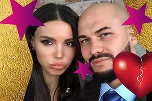 Красивая сказка с печальным концом: история любви Оксаны Самойловой и Джигана