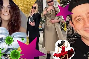 Звезды на карантине: какие популярные челленджи запустили селебрити (видео)