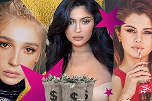 Миллионы за пост: звезды, которые могут озолотиться на рекламе в Instagram