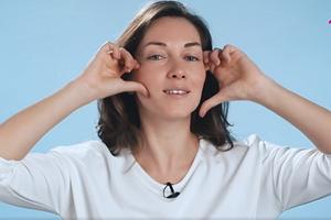 Императорский массаж Кобидо: 4 приема для нижней трети лица (видео)