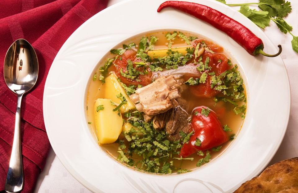 Как приготовить шурпу из баранины в казане: 5 лучших рецептов