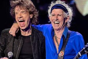 The Rolling Stones впервые за восемь лет выпустили песню (видео)