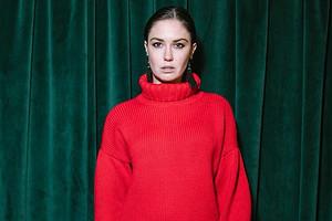 Агата Муцениеце отреагировала на слова Тодоренко о домашнем насилии