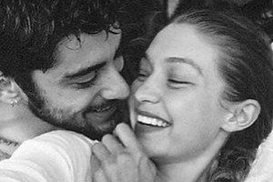 Джиджи Хадид впервые станет мамой