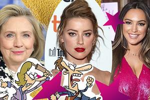 5 звездных женщин, которые били своих возлюбленных