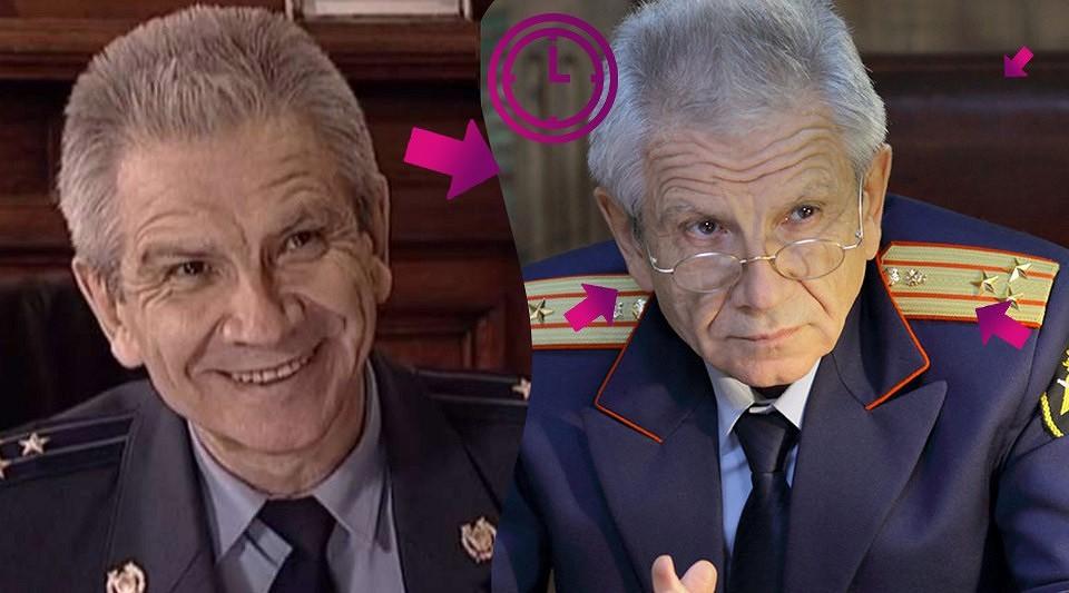 Актеры сериала «Тайны следствия»: тогда и сейчас
