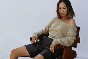 И зимой, и летом: с чем носить шорты с завышенной талией (47 вдохновляющих образов)