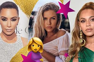 7 звезд, которые стали красотками благодаря беременности