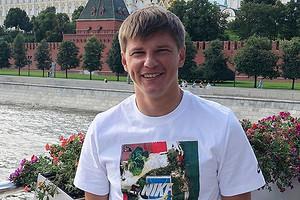 Новая возлюбленная Андрея Аршавина показала совместное видео
