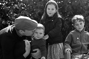 «Нет никого, кто могбы тебе помочь»: принц Уильям рассказал, как отцовство изменило его жизнь (видео)
