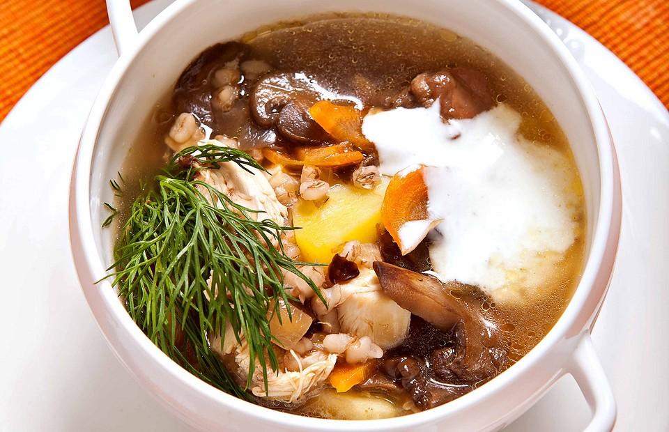 7 рецептов вкусного грибного супа из замороженных грибов